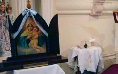 30° Aniversario de la coronación de la Virgen de Schoenstatt en Luján
