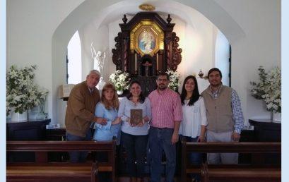 """Visita de la """"Mano del Padre"""" José Kentenich a Tucumán"""