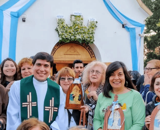 Renovación de la Coronación de María en la Diócesis de Mendoza